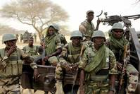 Chad, Niger troops retake Nigeria border town from Boko Haram