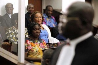 Ex-Ivory Coast first lady Gbagbo goes on trial over stolen election