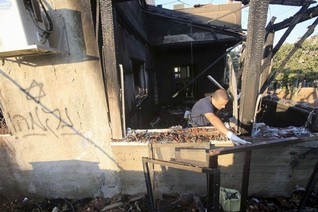 Israel approves jailing Jewish militants without trial to resolve lethal arson