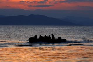 Scottish leader, unlike UK government, welcomes EU refugee plan