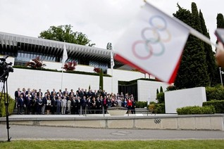 Olympics-Beijing says sports minister probe won't affect 2022 bid