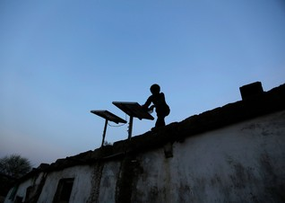 Bangladesh aims to be world's 'first solar nation'