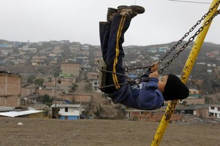 Extreme El Nino weather stunted growth of Peruvian children